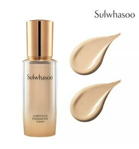 [Sulwhasoo]Lumitouch+Foundation+Liquid type+30g+SPF15+Makeup