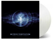 Within Temptation - Silent Force 180g CLEAR COLOURED vinyl LP