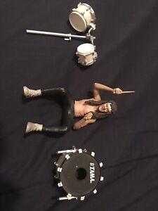 Metallica McFarlane Toys Lars Ulrich 2001 Figure Loose