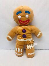Nuevo Shrek Gingy Gingerbread Peluche Muñeco de Peluche 50cm Man Juguete Grande