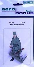Aerobonus 480194 1/48 Resin German Infantry Figure WWII No.2