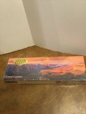 GRAND CANYON Over 500 Piece Panoramic Puzzle Jigsaw Powell Point John Elk III