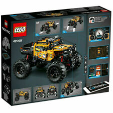 **FREE FAST SHIPPING** LEGO Technic: 4X4 X-treme Off-Roader Truck (42099)