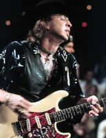 🔴 Guitar Legend Stevie Ray Vaughan - SRV  -  8x10 photo ! #6