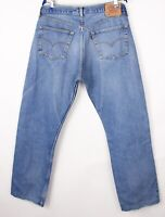 Levi's Strauss & Co Hommes 501 Jeans Jambe Droite Taille W38 L32 BCZ112