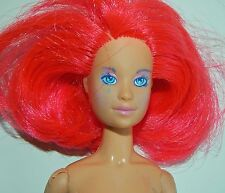 Jem and the Holograms Kimber Doll with Red Hair Nude