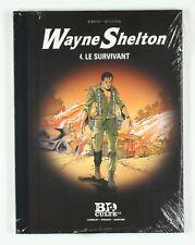 BD prix réduit Wayne Shelton Le survivant Dupuis