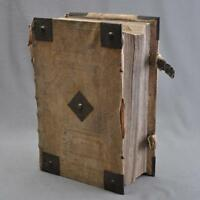 Luther Bibel / Biblia, Cotta Verlag, Tübingen 1729, Groß-Folio, 11,6 kg! 46x30cm