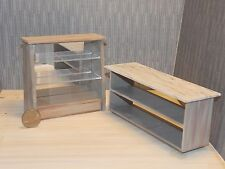 Dollhouse Miniature Faux Marble Pastry Shop Counter Set 1:12 G72 Dollys Gallery