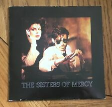 "The Sisters of Mercy - Dominion UK 1988 7"" WEA Recs"