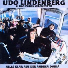 Udo Lindenberg - Alles Klar Auf Der Andrea Doria - Neu & OVP - dig.rem.