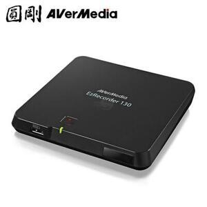 [Express to Worldwide] AverMedia Video EzRecorder 130 - ER130 Capture Recorder