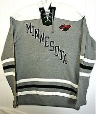 Minnesota Wild NHL Hoodie Champion Hockey Style Sweatshirt New NOS Men 3XL