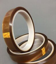 1 ROLL 15mm*10M Kapton Double-sided Adhesive Tape High Temperature For SMT PCB