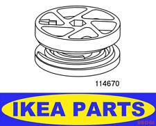 IKEA 114670 Spiral CAM Wheel Lock for MALM, BRIMNES Bed Frames Parts Hardware