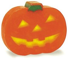 "Primal Elements, JACK ""O"" LANTERN Pumpkin Halloween 6.0+ oz Glycerin Soap Bar"