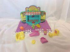 Vintage G1 My Little Pony Petite Ponies Twinkle Treats Set - 1989 Hasbro