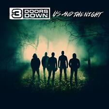3 Doors Down - Us and the night (2016)  CD