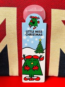 New. Mr Perfect Magnetic Bookmark Mr Men