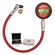 """Longacre 52-53000 2-1/2"""" Pro Digital Tire Pressure Gauge, 0-60 psi - 17"""" Hose"""