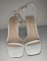 Sergio Todzi Shoes HP-147 WHITE Size 36 Women's High Heels Sandals New Other OOB