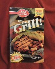 Betty Crocker On the Grill! Cookbook Chex Mix Recipes - Paperback