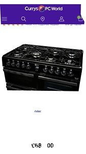 flavel gas cooker Electric Oven 100 Cm