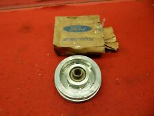 NOS 68 Ford Mercury Air Conditioning Compressor Clutch and Pulley #C9AZ-2884-H