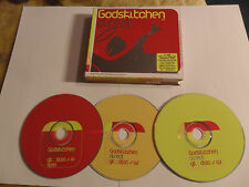 Godskitchen - Direct (3CD 2003)
