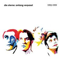 DIE STERNE - ANFANG VERPASST (1992-1999)  7 CD NEU