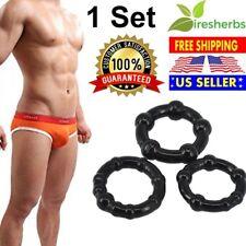 SUPER POWERFUL SEX RING FOR MEN HUGE ENLARGER PENIS-LONG PLEASURE LAST LONGER
