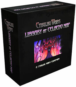 Cthulhu Wars: Library at Celaeno Map Expansion
