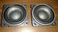 Nissan Altima Dash Speakers Tweeters Pair 281549N20A OEM
