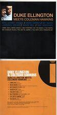 CD Duke Ellington Meets Coleman Hawkins - Card SleeveCDIMPULSE 0602527846903