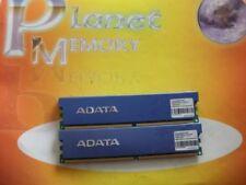 Memoria RAM ADATA velocità bus PC2-6400 (DDR2-800) per prodotti informatici da 4GB