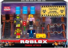Roblox Zombie Attack Fr Zombie Roblox Tv Movie Video Game Action Figures For Sale Ebay