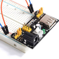 MB102 plaque d'essais prototype 830 points -- breadboard PCB + Power Module