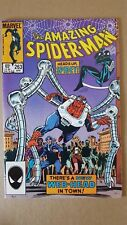 Amazing Spider-Man #263 (Marvel Comics) First Appearance of Normie Osborn ~ FN+