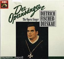 Dietrich Fischer-Dieskau: the Opera Singer / Der Opernsanger - LP Emi