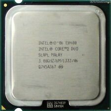 Intel Core 2 Duo E8400 3.0GHz Processor 6M L2 Cache 1333MHz LGA775