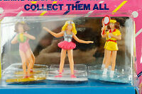 Tara Toys Teeny Tiny Collection Doll Figures Tennis Beach Dance Vintage