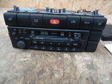 Opel Vectra b Facelift Schalterleiste Radio CCR600 09181229 09134886 90568278