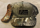 Federated Car Care RealTree Camouflage StrapBack Hat Cap - New With Tags