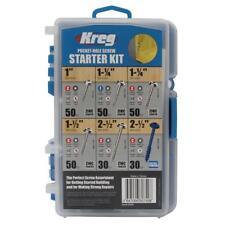 Kreg Wood Pocket Hole Screws Starter Kit