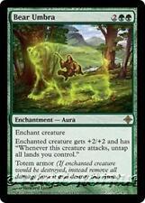 BEAR UMBRA Rise of the Eldrazi MTG Green Enchantment — Aura RARE