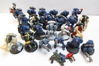 OOP Citadel / Warhammer 40k / Rogue Trader RTB01 Imperial Space Marines
