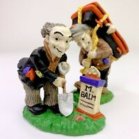 MIDWEST OF CANNON FALLS CREEPY HOLLOW TWO GRAVE DIGGERS VINTAGE 1995 NOS