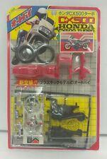 New Vintage HONDA CX500 Turbo Motorcycle Model Kit Old Toy Japan RARE