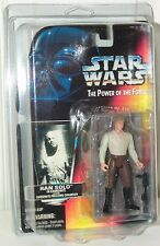 Star Wars POTF Han Solo Carbonite With Freezing Chamber Text 1996 .00 Red Card