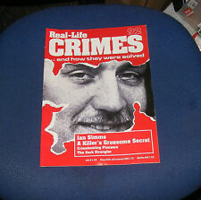 REAL LIFE CRIMES NUMBER 92 - IAN SIMMS A KILLER'S GRUESOME SECRET/EARLE NELSON